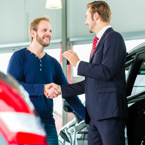 How does a car broker help you buy a car?